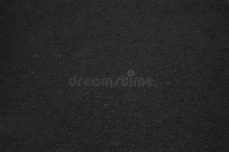 Smooth asphalt road. The texture of the tarmac, top view royalty free stock image