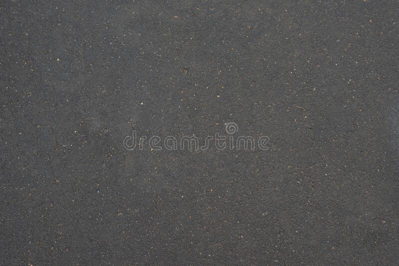 Smooth asphalt road. The texture of the tarmac, top view. royalty free stock photography