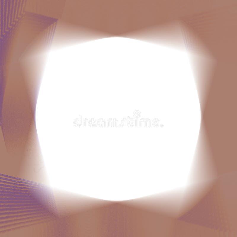 Download Smooth Blend Frame stock illustration. Image of swirls - 5576538