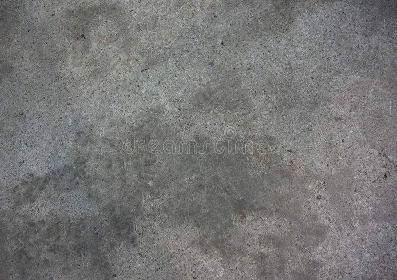 Smooth Concrete Floor. Background image of a gray concrete floor royalty free stock photography