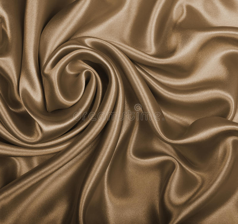 Smooth elegant golden silk as wedding background. In Sepia toned. Smooth elegant golden silk can use as wedding background. In Sepia toned. Retro style stock photography