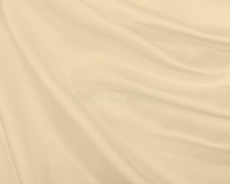 Smooth elegant golden silk or satin luxury cloth texture as wedding background. Luxurious background design. In Sepia toned. Smooth elegant golden silk or satin stock photos