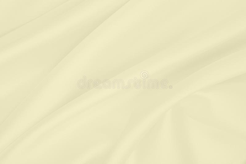 Smooth elegant golden silk or satin luxury cloth texture as wedding background. Luxurious background design. In Sepia toned. Smooth elegant golden silk or satin stock photography
