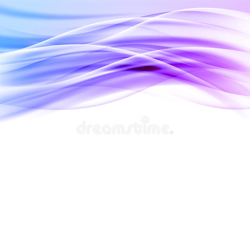 Smooth gradient halftone abstract background. Vector illustration royalty free illustration