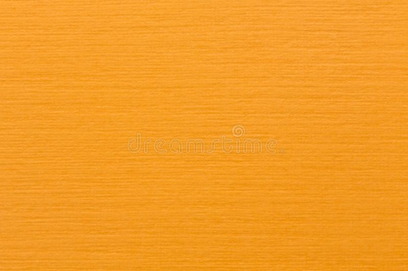 Smooth light orange felt fabric background texture top view. royalty free stock photography