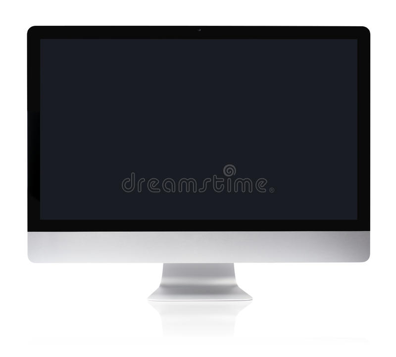 Download Smooth Monitor PC Computer stock image. Image of panel - 16038005