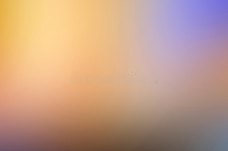 Smooth multicolor gradient abstract background royalty free stock image