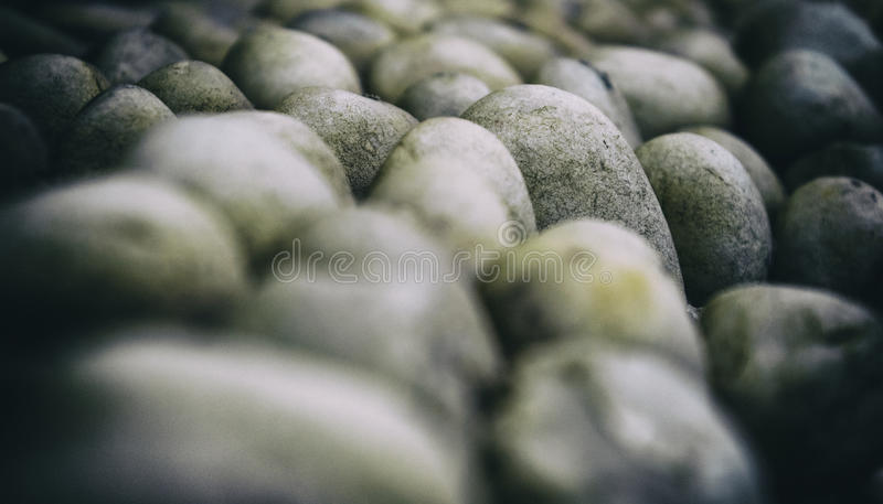 Smooth rocks. Formation royalty free stock photo
