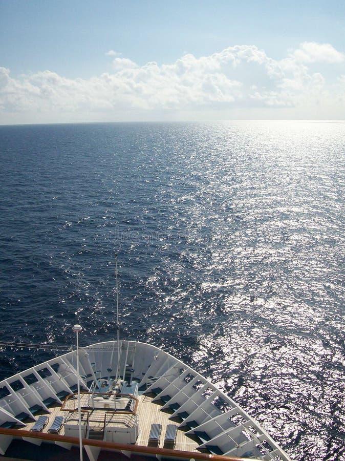 Smooth Sailing stock image