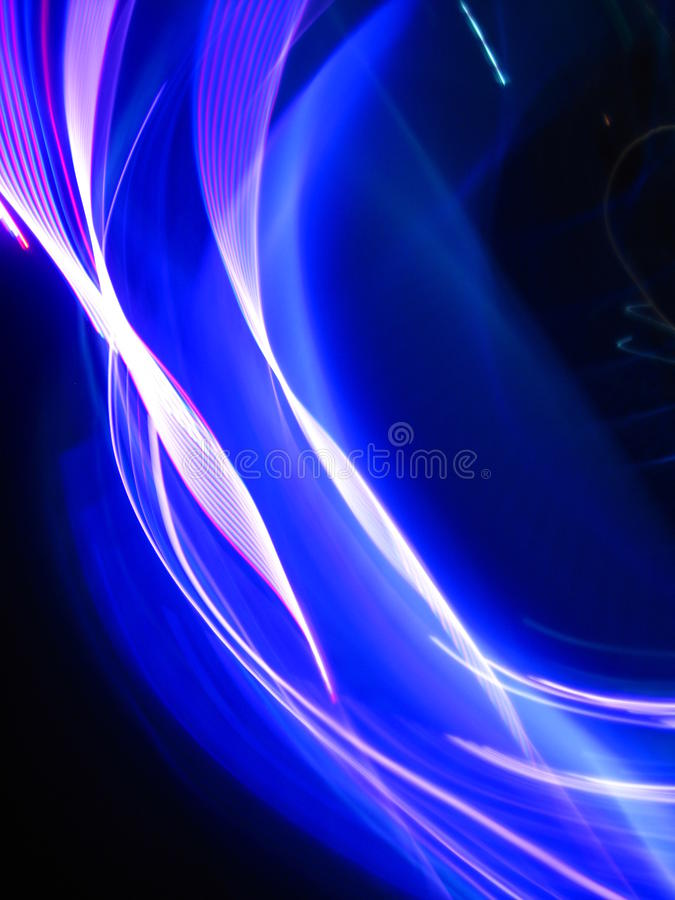 Smooth Technology Light Line Background Stock Image ... |Smooth Technology