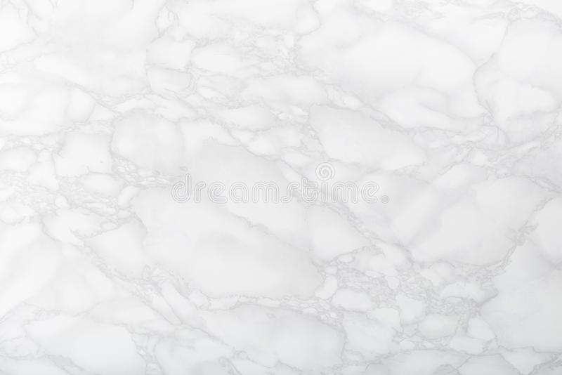 Smooth White Marble Surface for Backgrounds stock photography