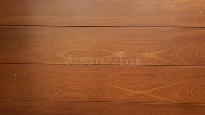 Smooth wooden parquet floor royalty free stock image