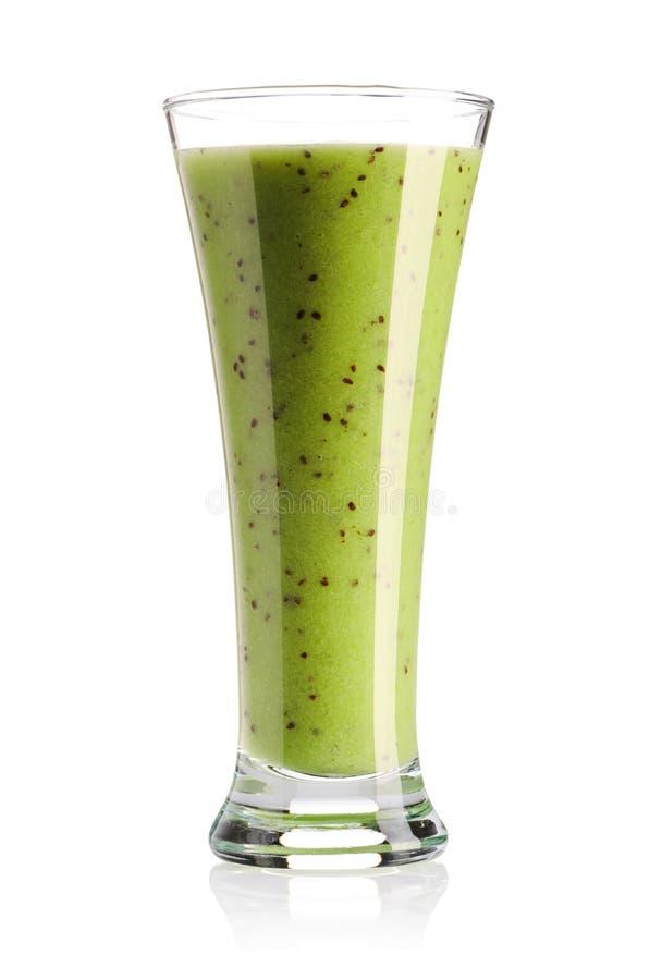 smoothie кивиа стоковое изображение