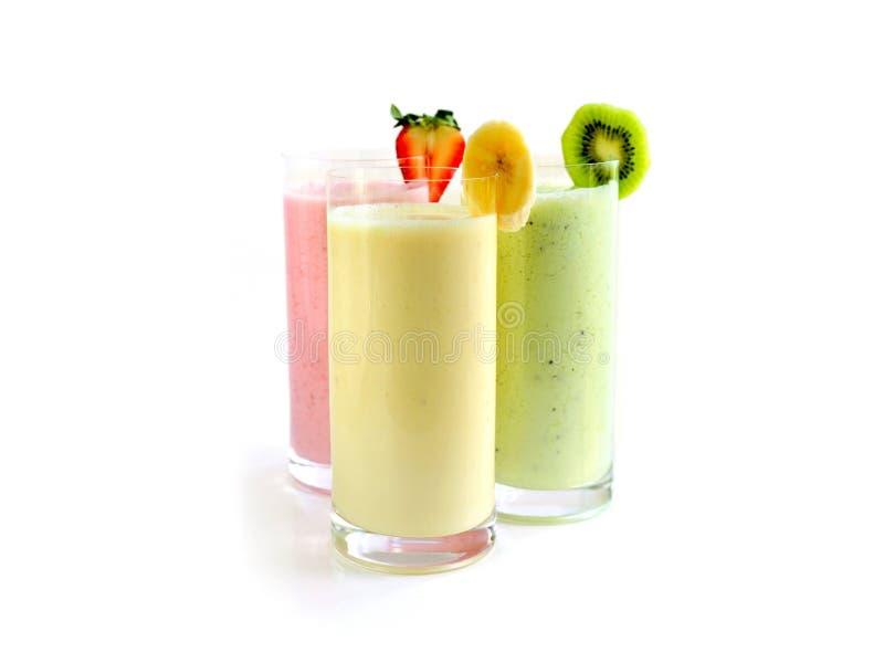 smoothie тропический стоковая фотография rf