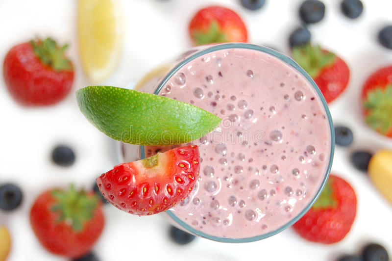 Smoothie images libres de droits