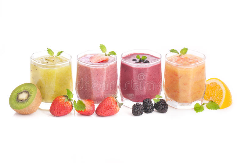 Smoothie photographie stock