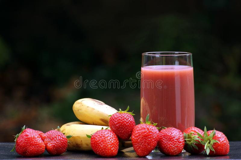 Smoothie images stock