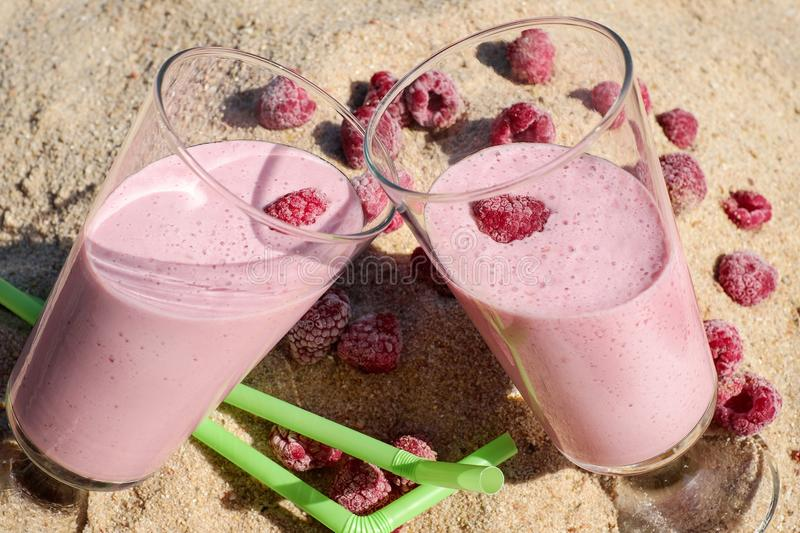 Smoothie, Frozen Dessert, Milkshake, Superfood royalty free stock photos
