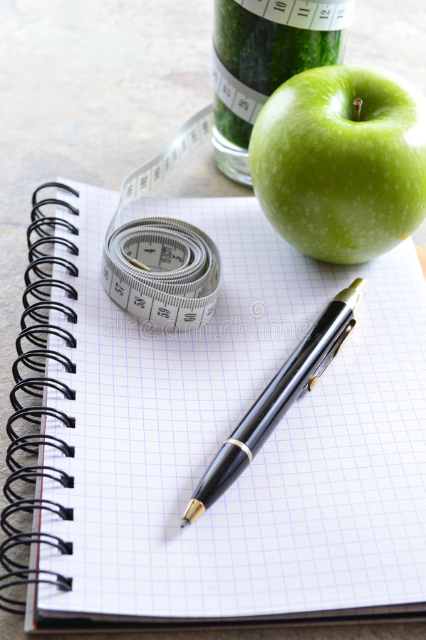 Smoothie sano Avocado, prezzemolo, mela, spinaci immagini stock libere da diritti