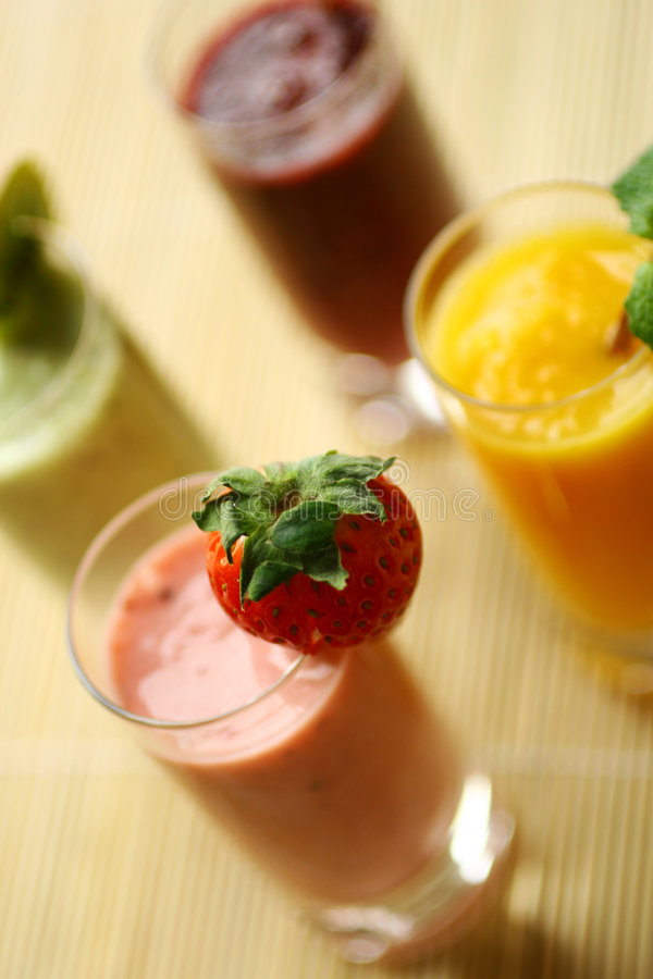 Download Smoothies stock image. Image of drink, cooling, mango - 3959155