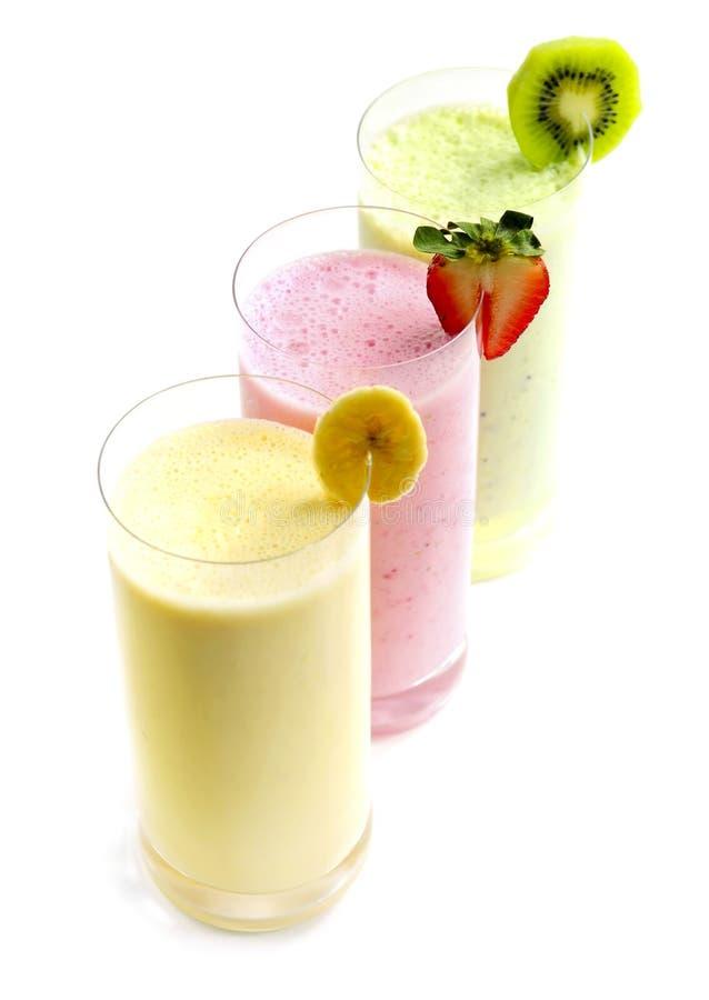 smoothies owocowe zdjęcie royalty free