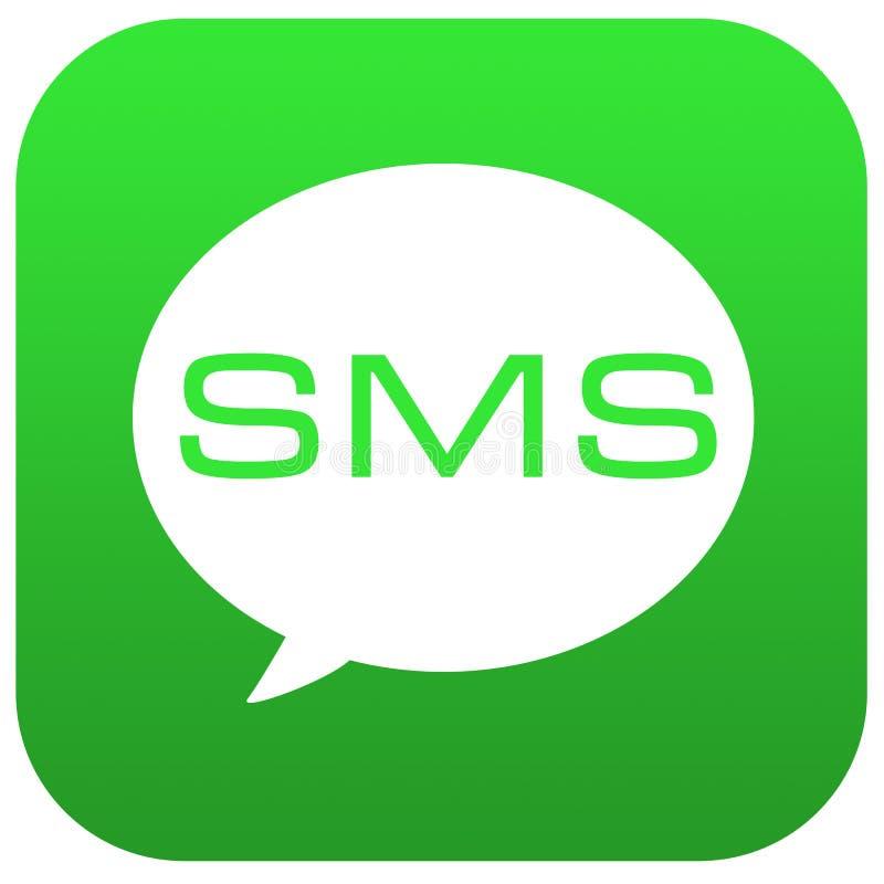 SMS, μήνυμα, διάνυσμα, συνομιλία ελεύθερη απεικόνιση δικαιώματος