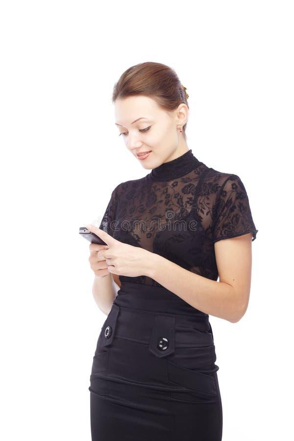 SMS royalty-vrije stock afbeeldingen