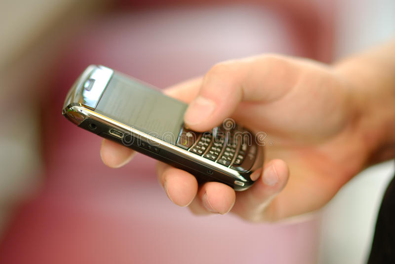 SMS 免版税库存图片