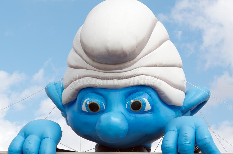 Smurf fotos de stock