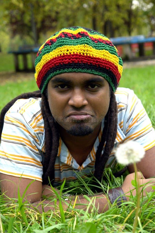 smutne jamajka obrazy stock