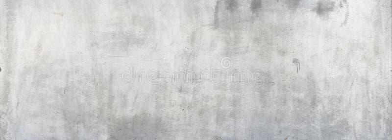 Smutsa ner den gråa betongväggen royaltyfri bild