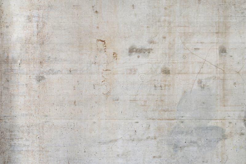 Smutsa ner den gråa betongväggen royaltyfri fotografi