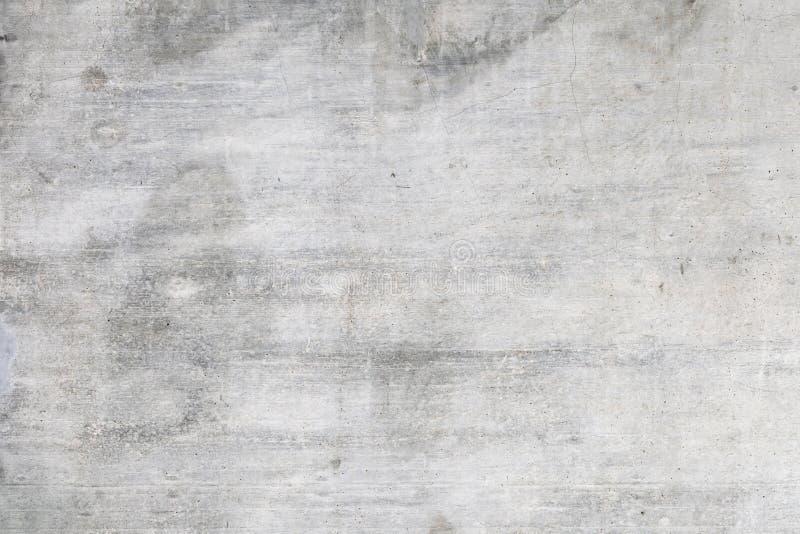 Smutsa ner den gråa betongväggen royaltyfria foton
