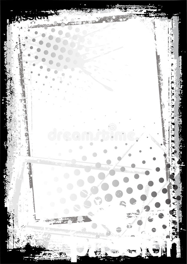 smutsig bakgrund vektor illustrationer