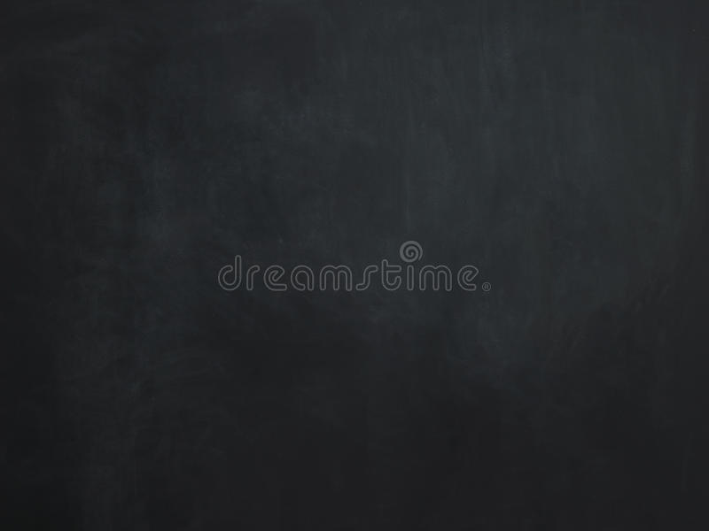 Smutsig svart tavla för svart arkivbild