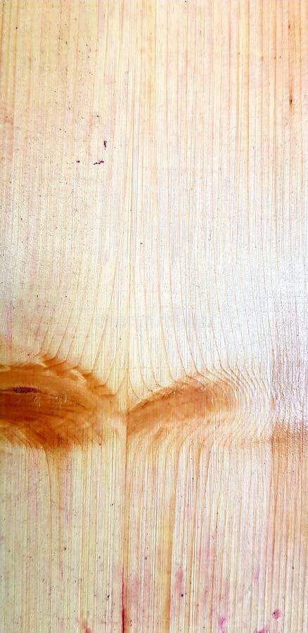Smutsig trätabellyttersida arkivbild