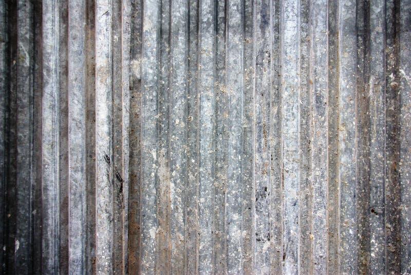 smutsig vägg för grungemetalltextur arkivfoto