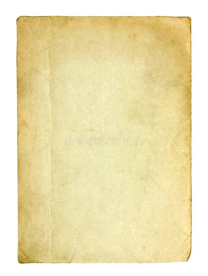 smutsigt gammalt paper ark arkivfoton