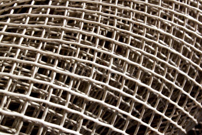 Smutsigt plast- ingrepp för abstrakt begrepp arkivbild