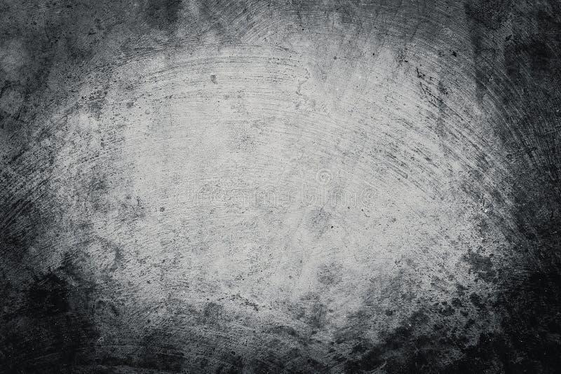 Smutsväggbakgrund, åldrig Grungecementtextur fotografering för bildbyråer