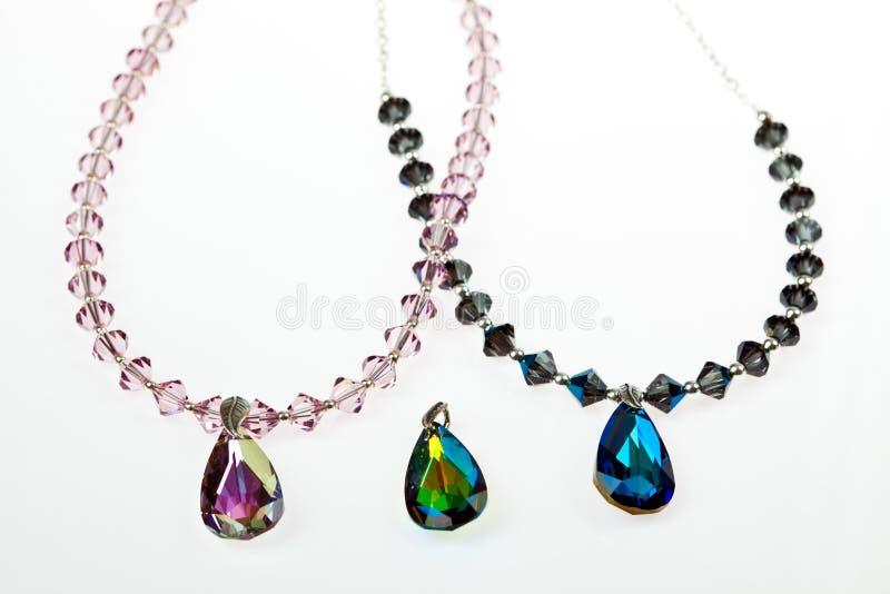 Smycken royaltyfria bilder