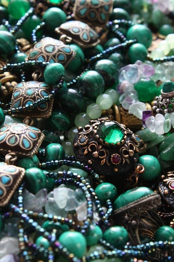 smycken arkivfoton