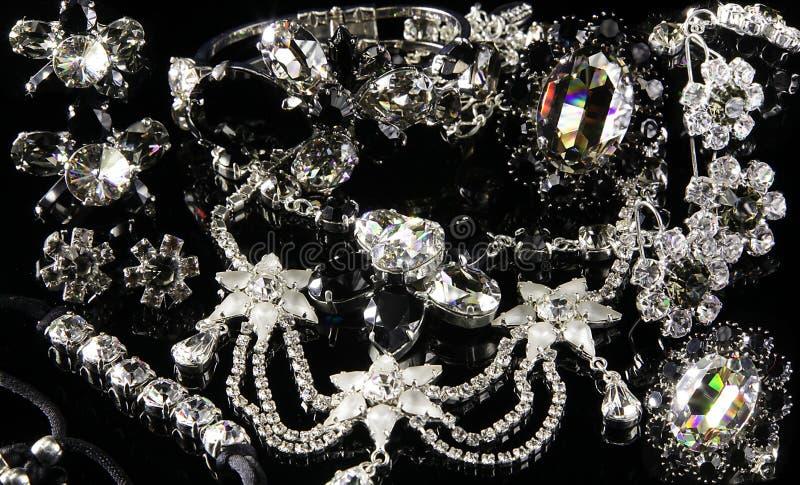 smycken arkivbild