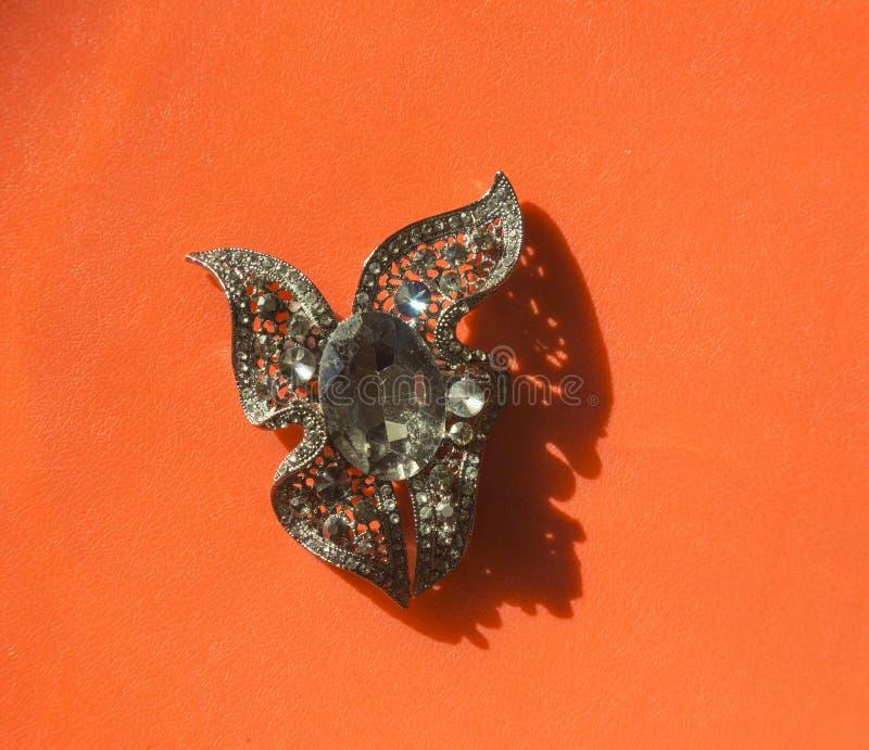 Smycken i stilen från ies 50 arkivbilder