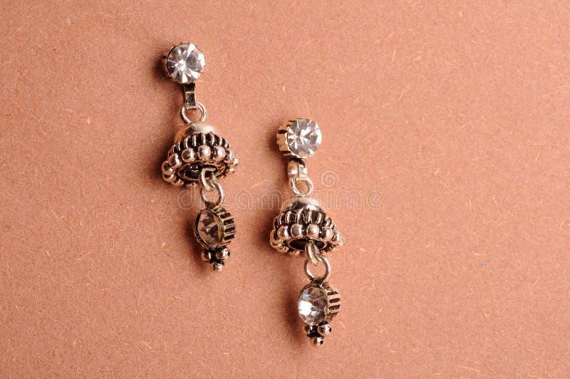 Smyckenbakgrund royaltyfri fotografi
