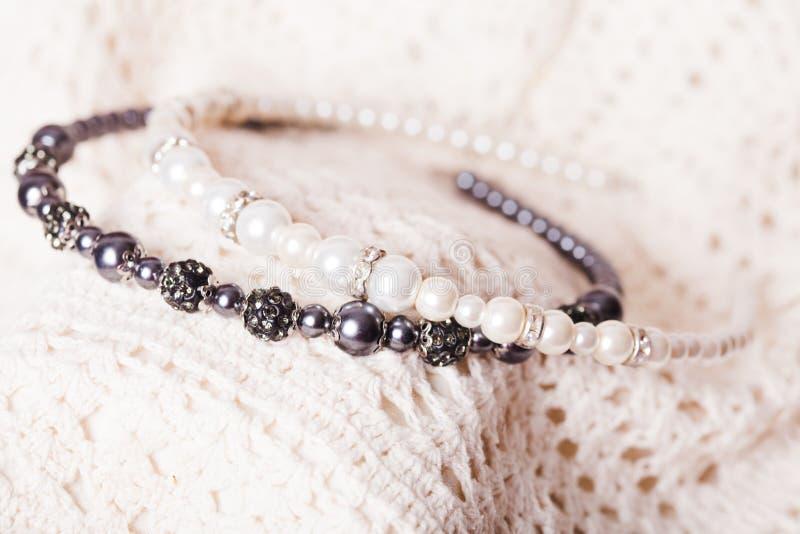 Smyckenhuvudbindlarna royaltyfria foton