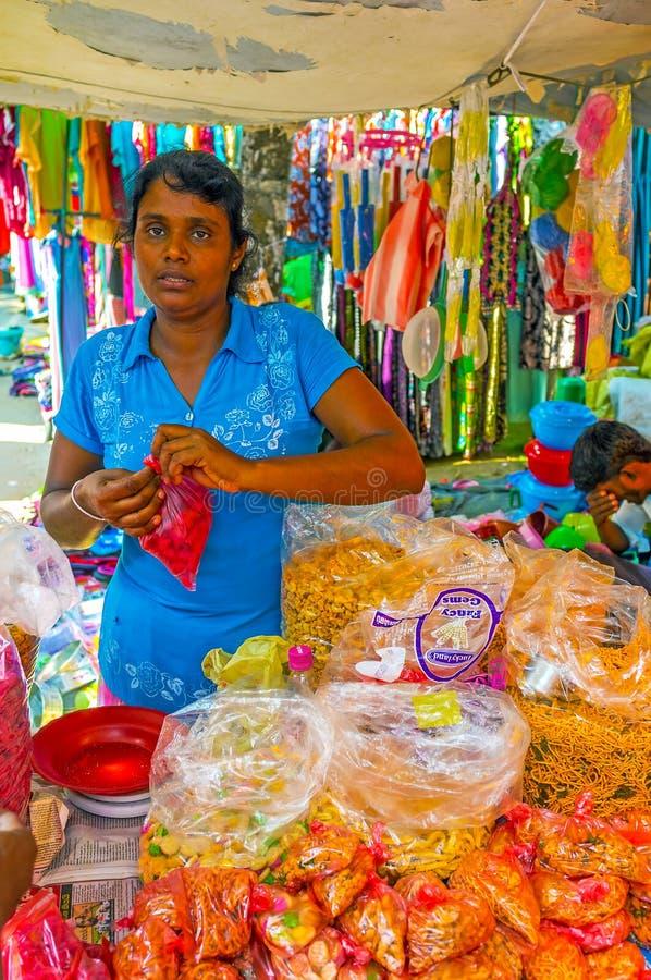 Snäcke von Sri Lanka lizenzfreies stockbild