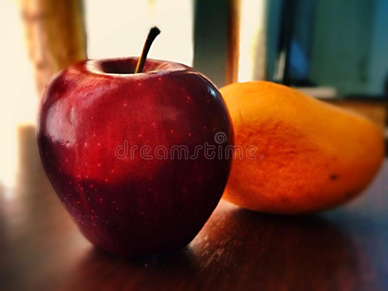 Snabb frukt royaltyfri fotografi