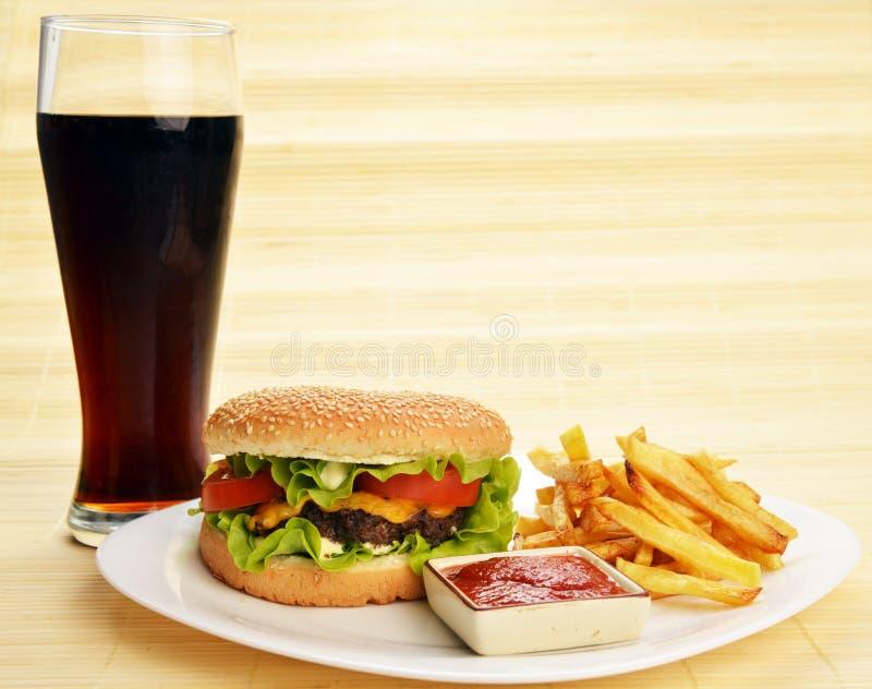 Download Snabbmat fotografering för bildbyråer. Bild av kalorier - 27285249