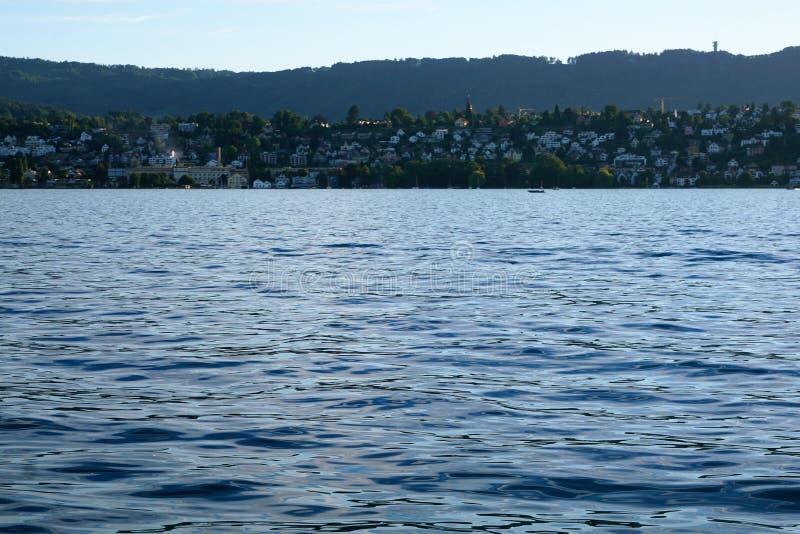 Snacht do ¼ de KÃ no constance do lago fotografia de stock royalty free